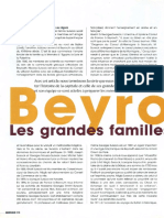 Beyrouth Les Grandes Familles