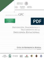 Diagnóstico y Tratamiento de La Desviación Septal Nasal GRR