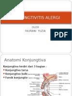 konjngtivitis alergi