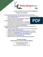 Murkowski Resolution On EPA Regulations