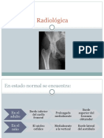 Anatomía Radiológica Del Pie