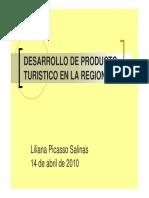 Desarrollo de Productos Turístico en La Región Ica
