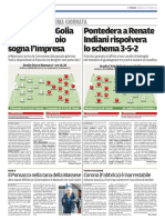 Il Tirreno Pontedera 23-10-2016 - Calcio Lega Pro