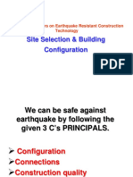 Site Selection & Configuration