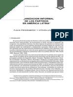 FREIDENBERG Flavia e LEVITSKY Steven Organizacion Informal de los Partidos.pdf