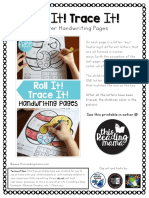 RollIt-TraceIt-EasterHandwritingPages
