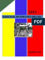 Bank Soal Matematika Sma