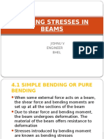 Bending stresses in beam.pptx