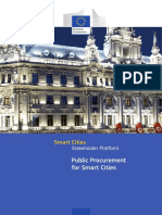 Guideline- Public Procurement for Smart Cities