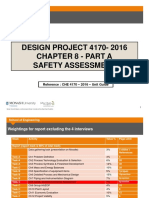 Chapter 8A- Safety Evaluation