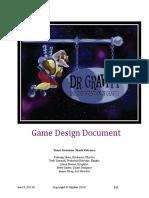 Doctor Gravity GDD