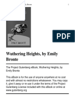 Wuthering HfghfghHeights