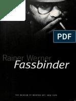 Rainer Werner Fassbinder_ed Lawrence Kardish