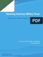 Restoring American Military Power 121007.pdf