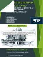 Clase Xiv Teorias de La Arquitectura Del Siglo Xix
