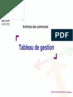 Archives Des COMMUNES