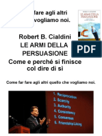 Docslide.it Robert b Cialdini Le Armi Della Persuasione