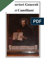Biografie Padri Generali Di Camilliani