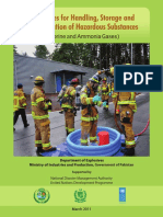 Handling Hazardous Substance - Guidebook
