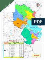 Titicaca Mapa Ana