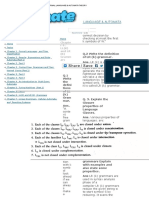 113211687 Chapter 6 Ll k and Lr k Grammars Formal Language Automata Theory