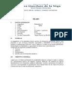 Matematica II - Contabilidad