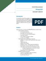 Atmel 42735 8 Bit AVR Microcontroller ATmega328 328P Datasheet
