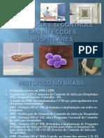Slide Sobre Infecção Hospitalar