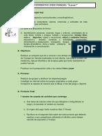 Projet coopératif  sur les jeux en français