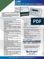 TS200 - Catálogo