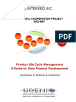3.1. Komninos I. Milossis D. and Komninos N. 2002. Product Life Cycle Management a Guide to New Product Development.