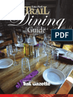 Estes Park, CO Dining Guide