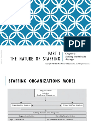 Staffing Process Ppt