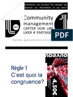 Exercice Community Management