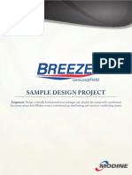 GEO72-932 Breeze GeoLoopField Sample Desgin Project
