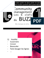 Buzz Community Management