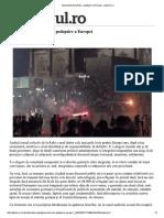 Agresiunile de La Koln, o Pedepsire a Europei - Adevarul