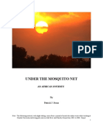 Under the Mosquito Net- An African Journal