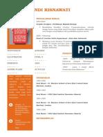 9 Contoh Curriculum Vitae Tampilan Cantik, Menarik Dan Sederhana File Word.docx