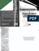 SOMBRA, Thiago Luis Santos. a Eficacia Dos Direitos Fundamentais Nas Relacoes Privadas. 2ed