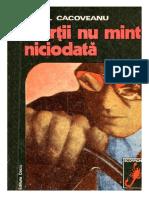 Viorel Cacoveanu - Mortii Nu Mint Niciodata (v 1.0)