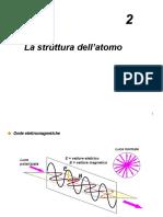 Struttura Atomica - Gli Elettroni