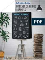 Definitive Guide to IoT for Business eBook