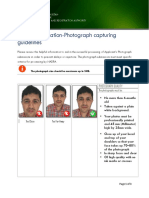 Photograph Guide