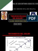 Neurocirugía Del Dolor