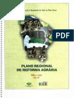 II PRRA-CE - Plano Regional de Reforma Agrária do Ceará