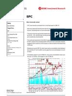 Technical Analysis - SPC - 080603 - OIR