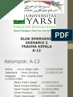 Blok Emergency a-13 Sekenario 2