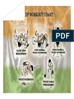 Tricep Work Out