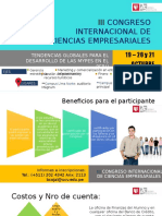 III CONGRESO INTERNACIONAL DE CIENCIAS EMPRESARIALES.pptx
